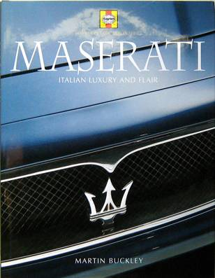 Maserati italian luxury and flair